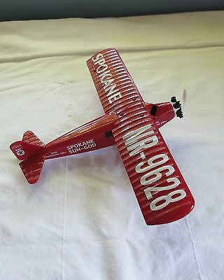 Wings of Texaco 1929 Buel CA-6 Sesquiplane (9th in a series)