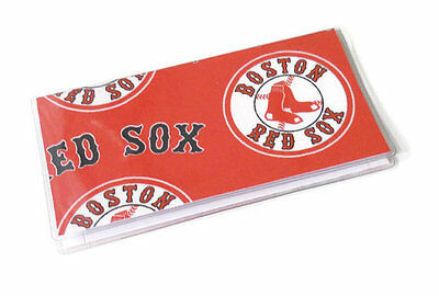 Red Sox Checkbook Cover