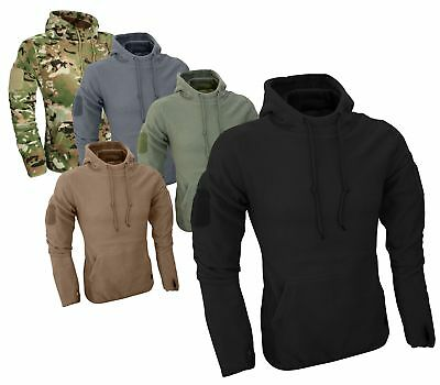 Viper Tactical Fleece Hoodie Military Airsoft Army Combat Leisure of Camp Wear