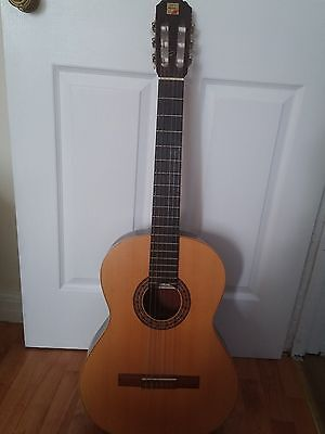 Alhambra Classical Guitar (Made in 1987)