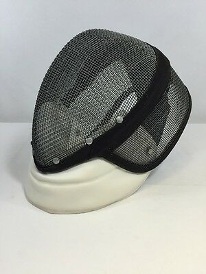 Vintage Castello NYC  Fencing Mask With Bib Small Or Youth Size
