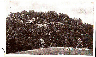 BY29.Vintage Postcard .View of Nesscliffe, Shropshire.