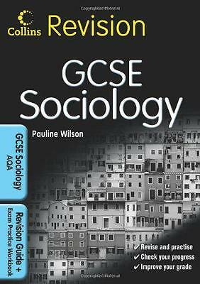 Collins Revision - GCSE Sociology for AQA, Pauline Wilson   Paperback Book   978