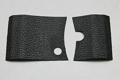 NIKON FM2n FRONT LEATHERETTE (other parts available-please ask)