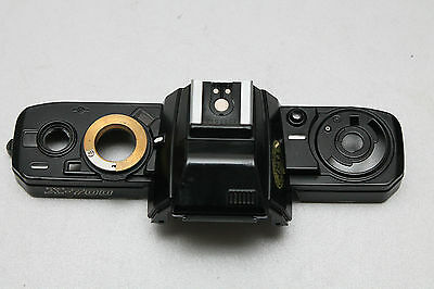 MINOLTA X700 X-700 TOP PLATE (other parts available-please ask)