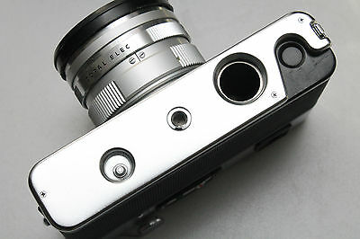 YASHICA ELECTRO 35 RANGEFINDER BASE PLATE (other parts available-please ask)