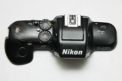 NIKON F401X N5005 TOP PLATE COVER (other parts available-please ask)
