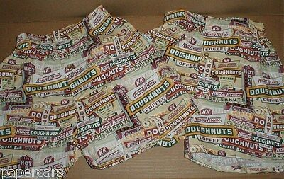 Krispy Kreme Doughnuts store Childs Boys Boxer Shorts XS S NEW no tags licensed