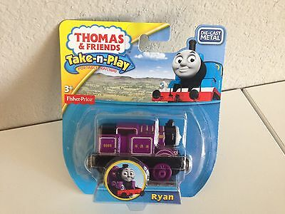 Thomas Friend - RYAN- Die- Cast ,Take-N-Play NEW in PKG- FREE SHIP
