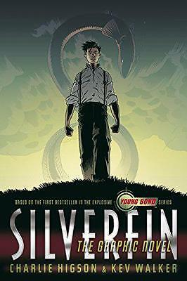 SilverFin: The Graphic Novel (Young Bond), Charlie Higson | Paperback Book | 978