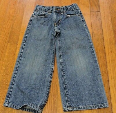 Boys Old Navy Regular Jeans With Adjustable Waist Size 5