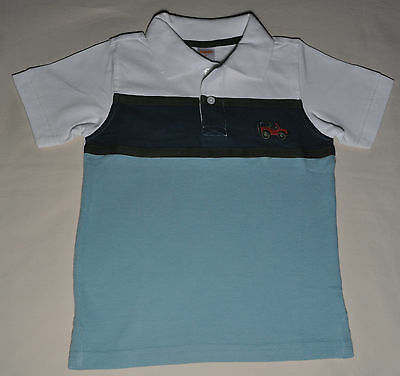 Gymboree baby infant boy jeep polo shirt size 6-12 months NWT top boys