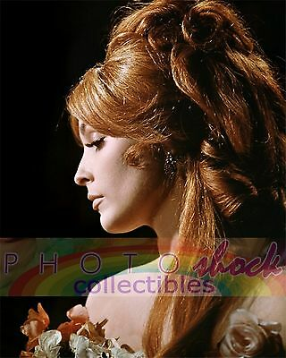 SHARON TATE The Fearless Vampire Killers movie 8X10 Rare Portrait photo