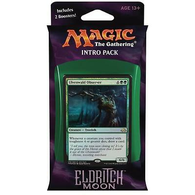 Magic the Gathering Eldritch Moon Intro Pack Weapons and Wards