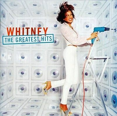 WHITNEY HOUSTON The Greatest Hits 2CD BRAND NEW Best Of