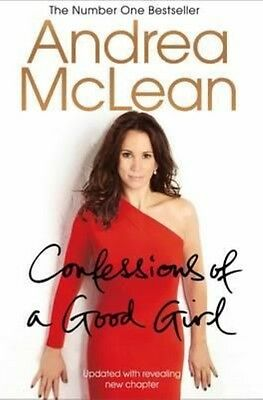 Confessions of a Good Girl by Andrea McLean Paperback Book (English)