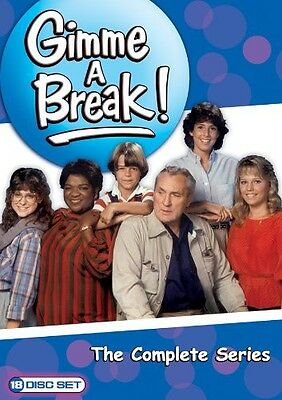 Gimme a Break: The Complete Series [18 Discs] (2010, REGION 1 DVD New)