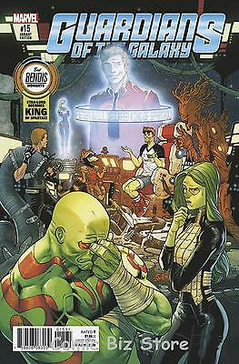 Guardians Of The Galaxy #15 (2016) 1St Printing Best Moments Variant Cover Now