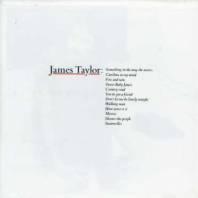 James Taylor - Greatest Hits [New CD]