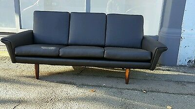 1960s danish sofa retro midcentury france and sons vintage