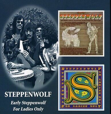 Steppenwolf - Early Steppenwolf: For Ladies Only [New CD] UK - Import