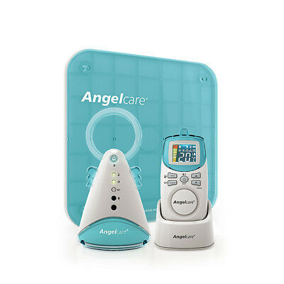 New Angelcare Baby Sound Monitor Digital Safety Device Sensor AC401