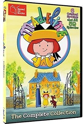 Madeline: The Complete Collection - 6 DISC SET (2015, REGION 1 DVD New)
