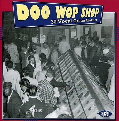 Various Artists - Rose's Doo Wop Shop / Various [New CD] UK - Import