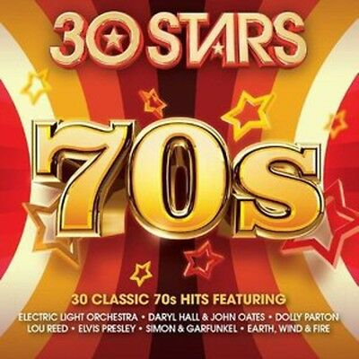 Various Artists - 30 Stars: 70s [New CD] UK - Import