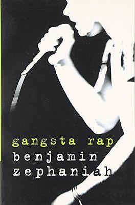 Gangsta Rap, Benjamin Zephaniah | Paperback Book | 9780747565659 | NEW