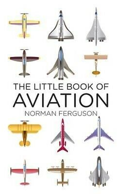 Little Book of Aviation by Norman Ferguson Hardcover Book (English)