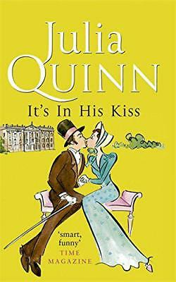 It's in His Kiss (Bridgerton Family Series), Julia Quinn | Paperback Book | 9780