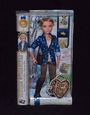 Ever After High - Son of Alice - Alistair Wonderland Doll BNIB