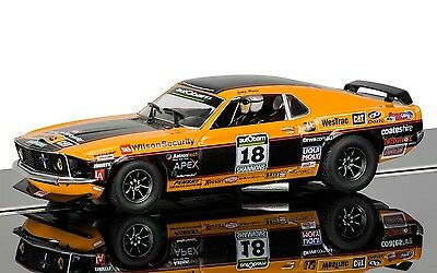Scalextric 1:32 C3671 Ford Mustang Boss 302 2011 Clipsal Slot Car *new*