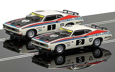 Scalextric 1:32 C3587A Touring Car Legends Ford Xb Falcon Twin Pack *new*