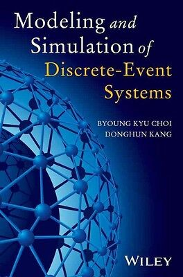 Modeling and Simulation of Discrete-event Systems by Choi Hardcover Book (Englis