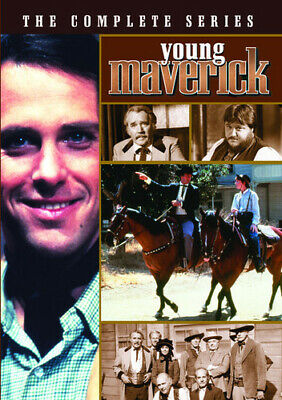 Young Maverick: The Complete Series - 3 DISC SET (2016, DVD NEW)