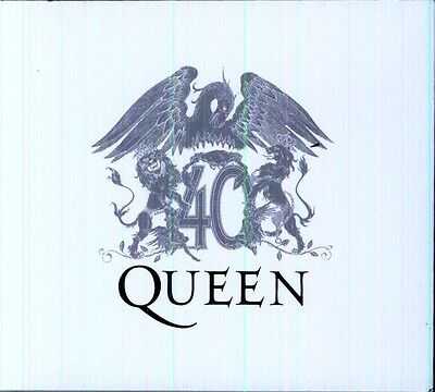Queen - 40 Limited Edition Collector's Box Set 2 [New CD] Boxed Set