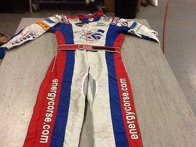Energy Kart Official Factory Suit 2012 Works Team