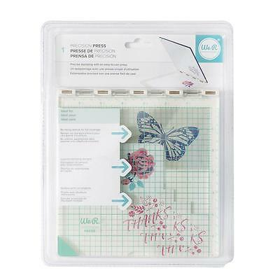We R Memory Keepers Precision Press Stamping Tool 663007
