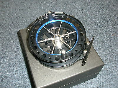 """Madfish Wild River Centrepin Reel 4.5"""" x 1"""" with Lineguard Fishing tackle"""