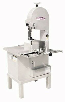 German Knife GBS-270S Floor Mount Commercial Meat Saw
