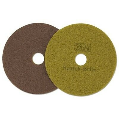 Scotch-Brite Sienna Diamond Floor Pad Plus 1 pad buffer burnisher pad 27 in