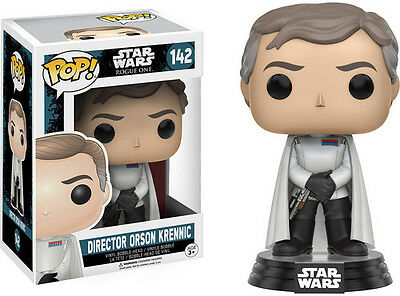 Rogue One - Director Orson Krennic - Funko Pop! Star Wars (2016, Toy New)