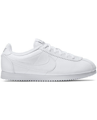 Brand New Nike Cortez (GS) Youth Kids Shoes 7Y White 749502-100 Sneakers School