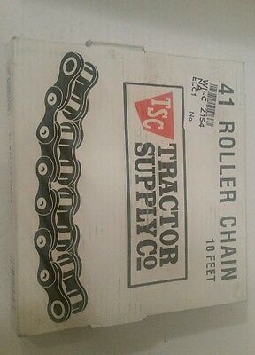 Tractor Supply 41 Roller Chain 10Feet