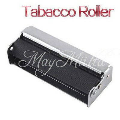 70mm Easy Auto Automatic Tabacco Cigarette Roller Maker Rolling Machine New XT び