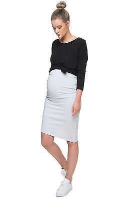 NEW Stay Up Late Skirt Maternity Pregnancy Clothing