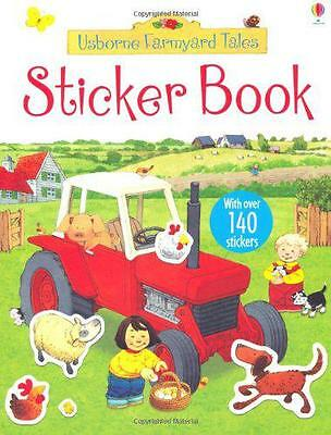Farmyard Tales Sticker Book, Usborne Publishing | Paperback Book | 9781409524489