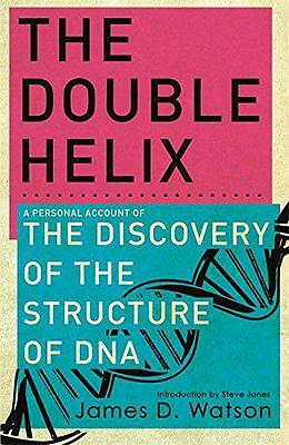 The Double Helix, James Watson | Paperback Book | 9780753828434 | NEW